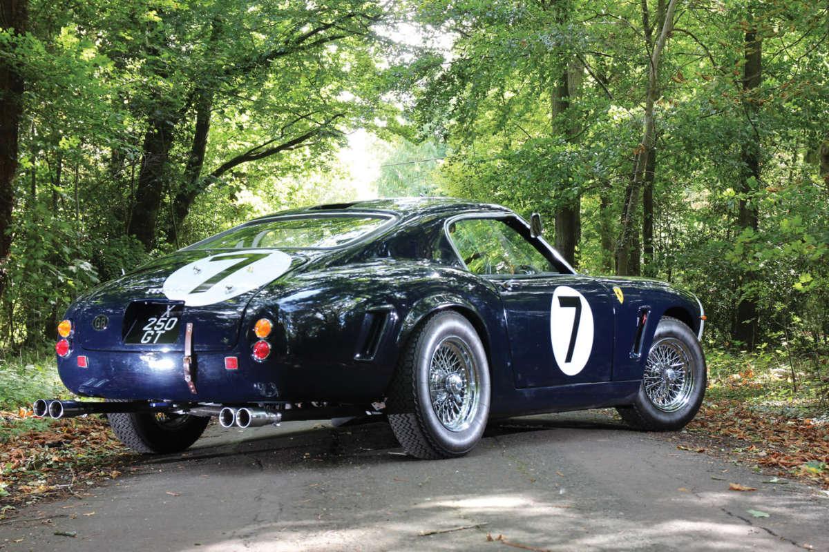Bmw Z3 Based Ferrari 250 Swb Replica Reincarnation Magazine