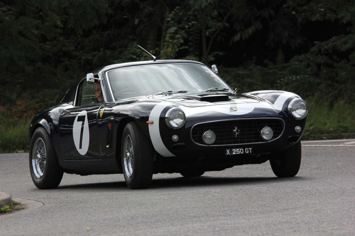 Bmw Z3 Based Ferrari 250 Swb Replica Reincarnation Magazine
