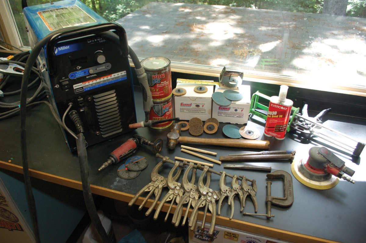 Restoring a Firebird with aftermarket steel… | ReinCarNation