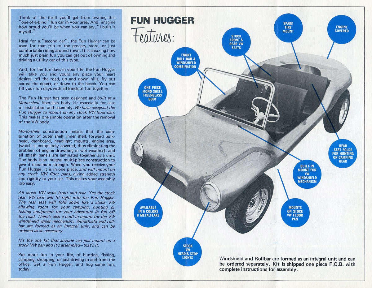 A buggy with a difference reincarnation magazine for Garage volkswagen munster