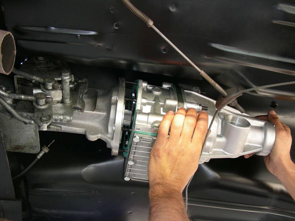 Installing a Gear Vendors Overdrive | ReinCarNation Magazine on