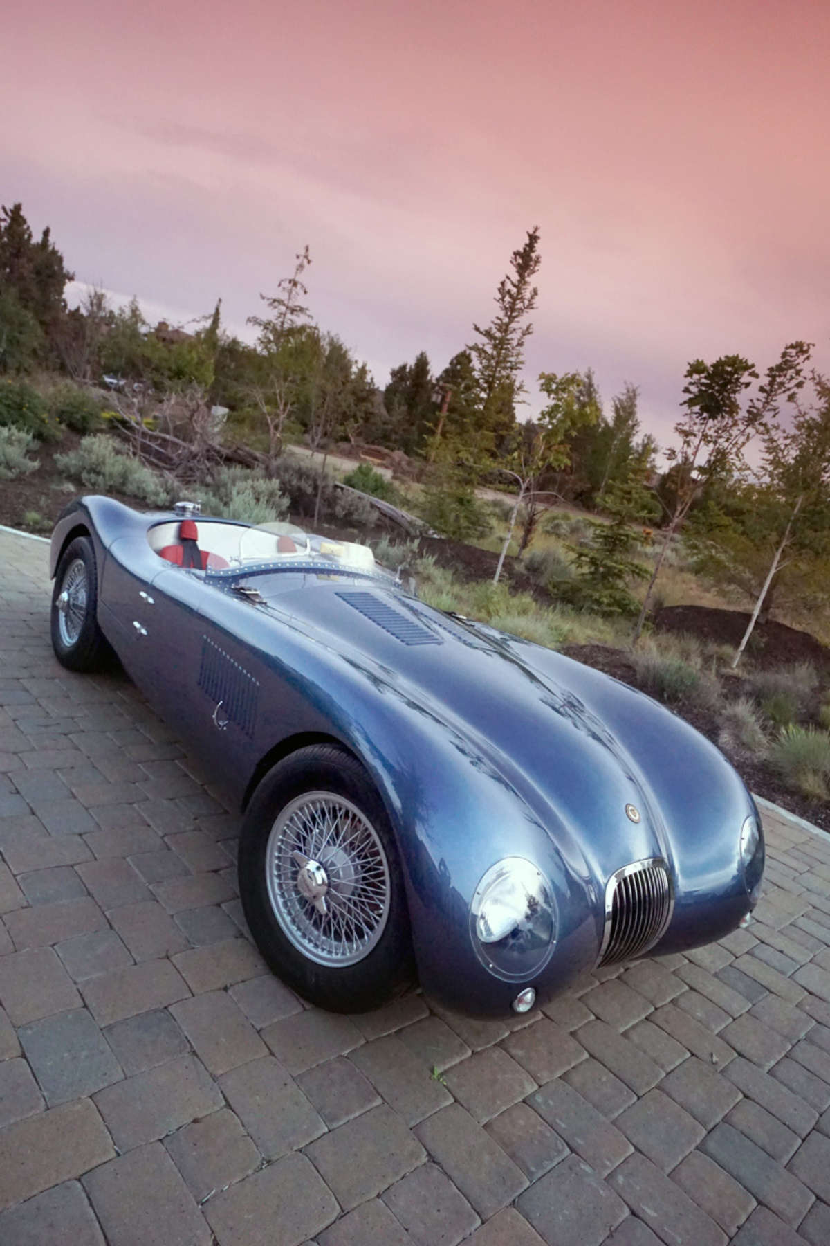 Heritage C Type Jaguar Xk120c Replica Rare Car Network