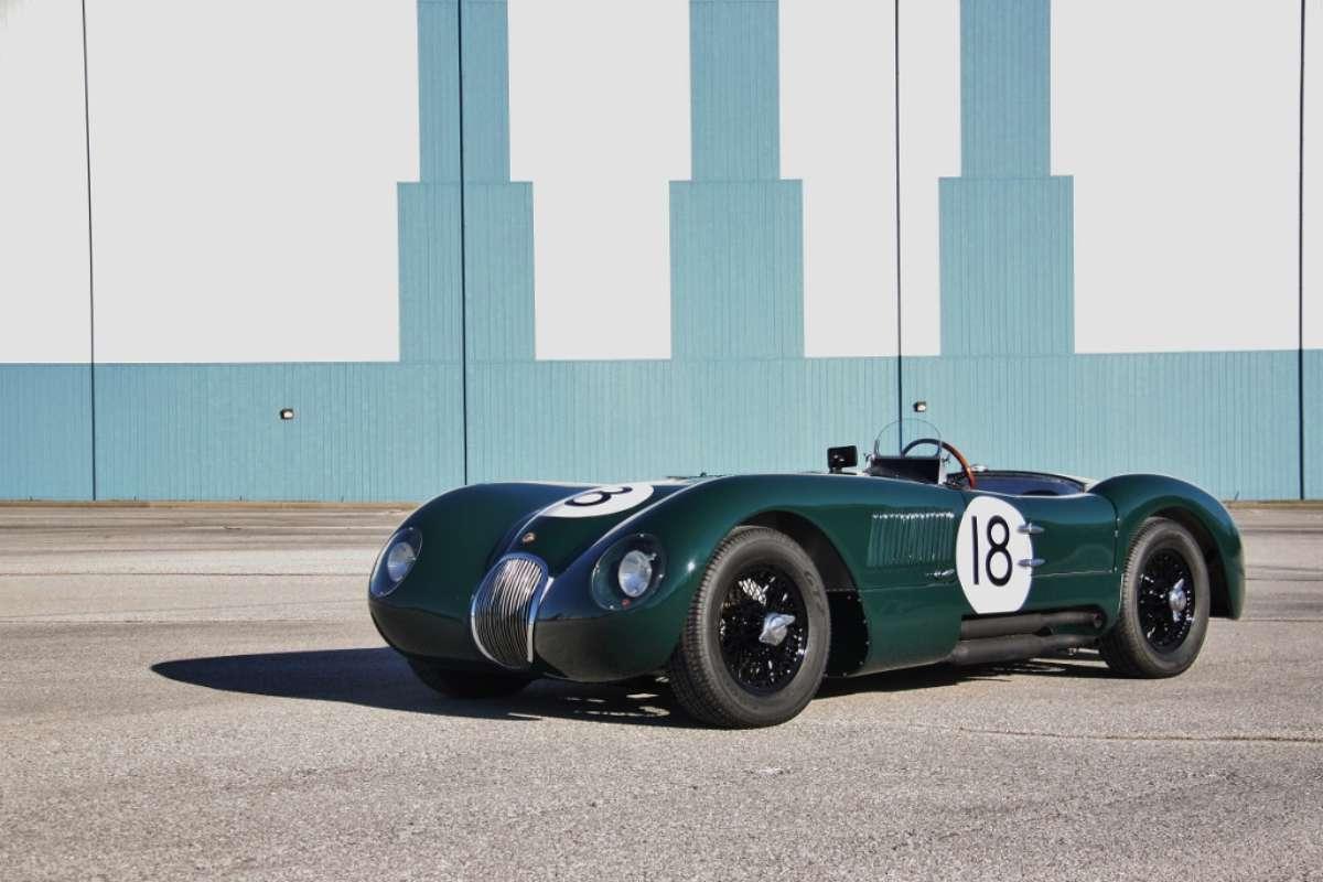 1953 Jaguar C-Type Replica | ReinCarNation Magazine