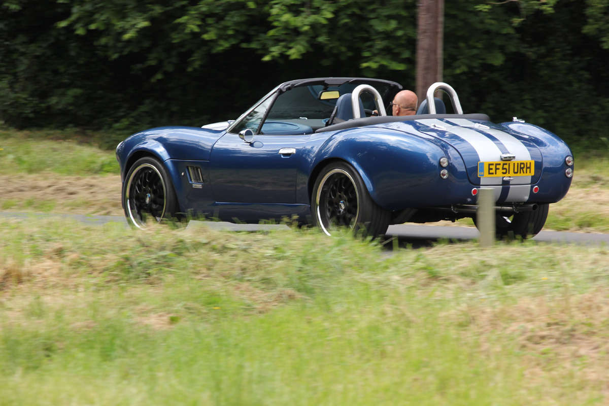 The Kobra Is A Shelby Cobra Re Body Based Of