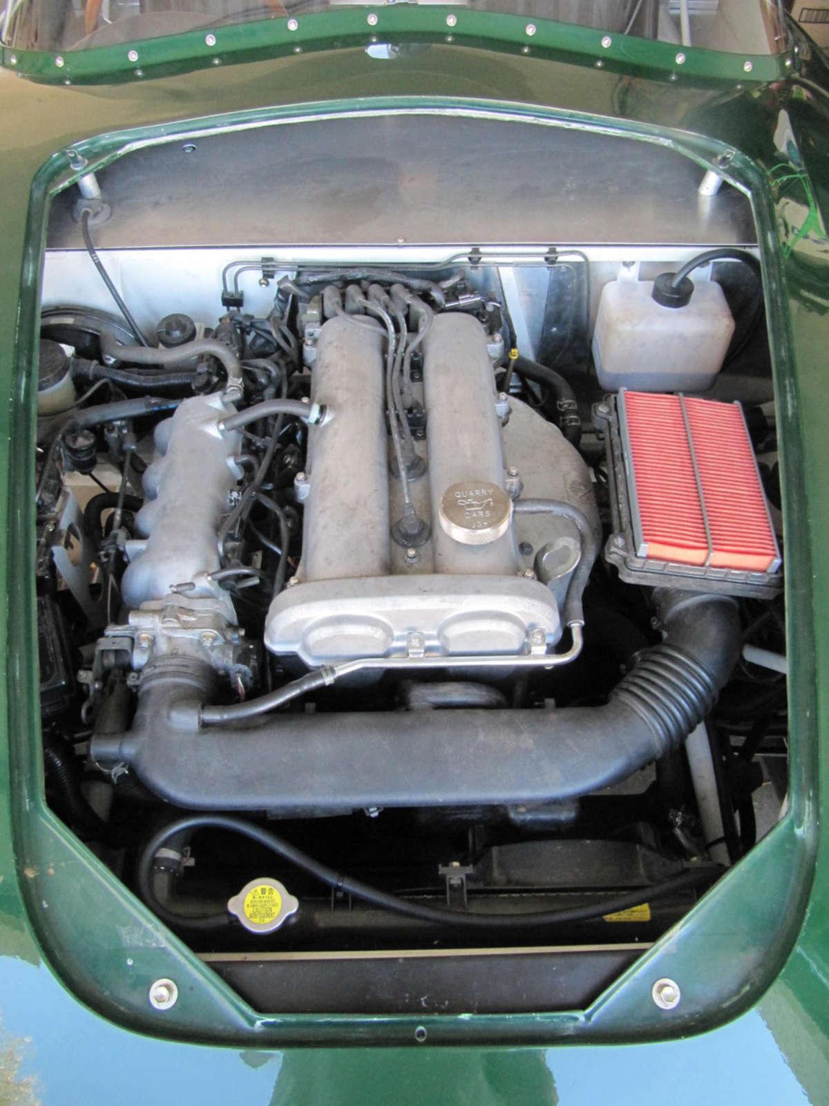 Miata-Based Aston Martin Replica   ReinCarNation Magazine