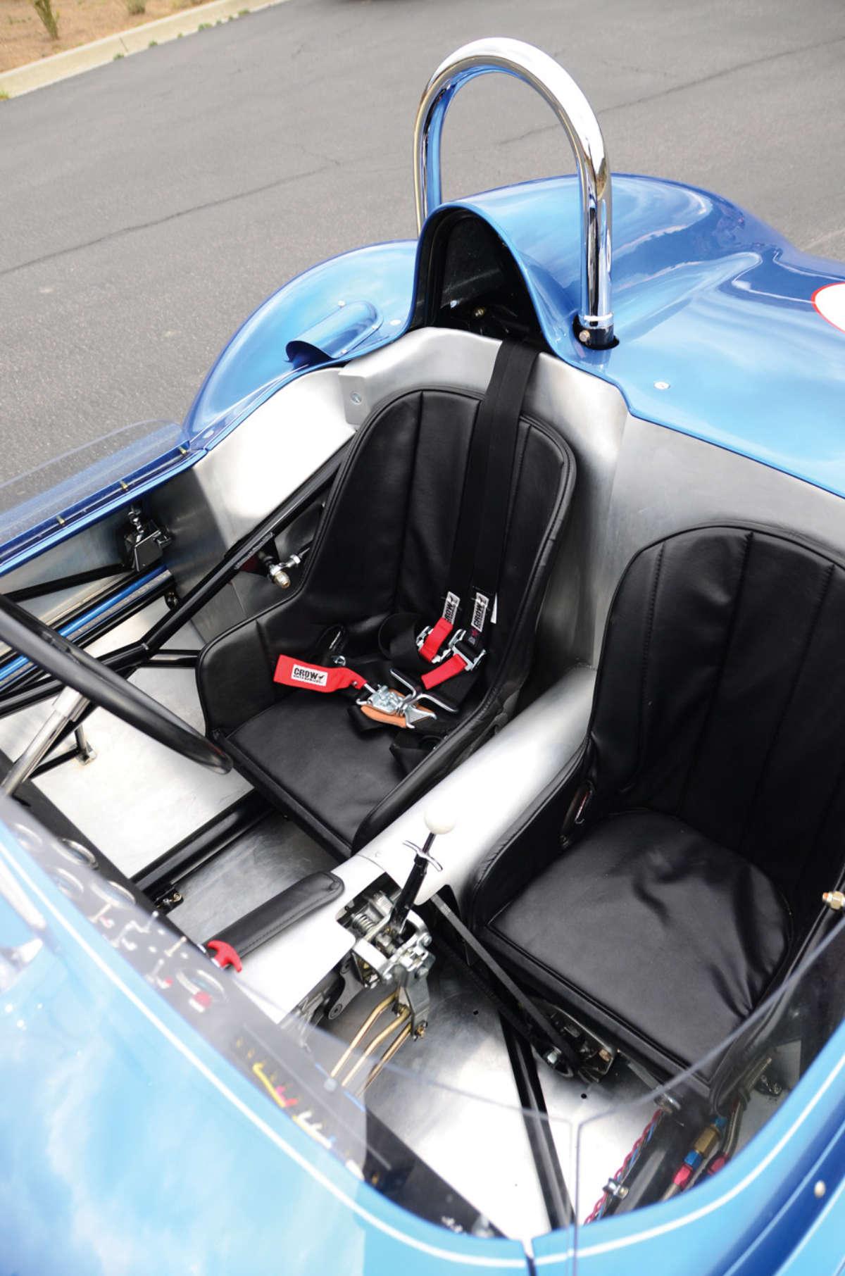 Scarab Motorsports Meister Brauser Edition