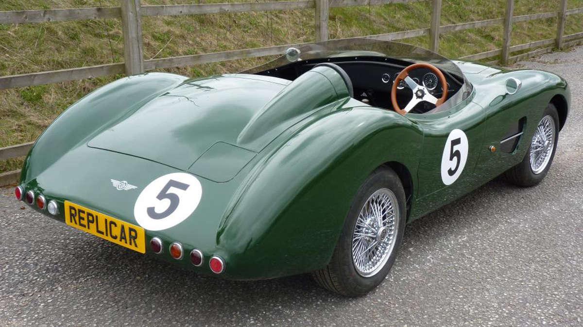 ... Miata Based Aston Martin Replica 2 ...