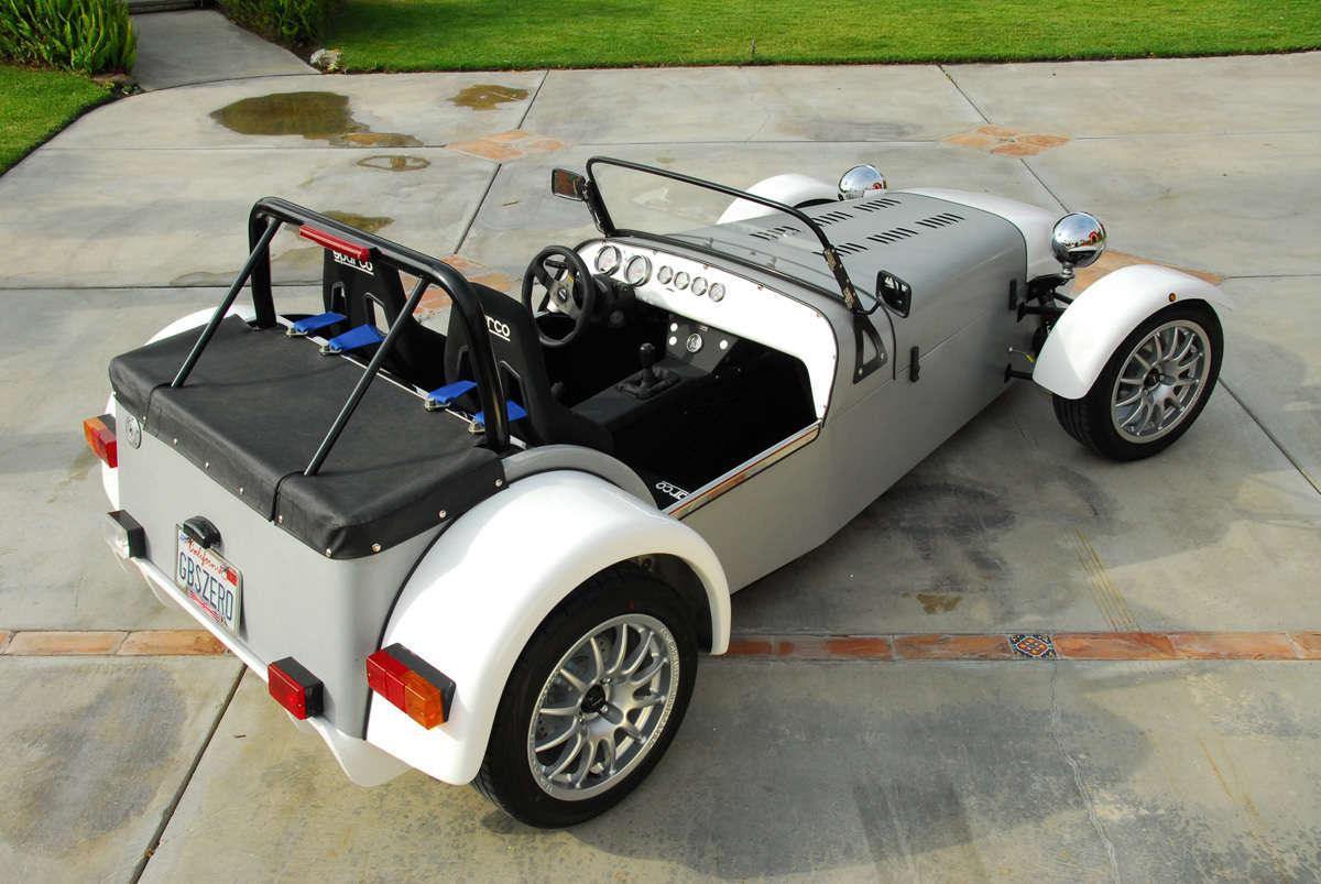 Lotus 7 kit car usa - Miata Based Lotus 7 Style Replica 12