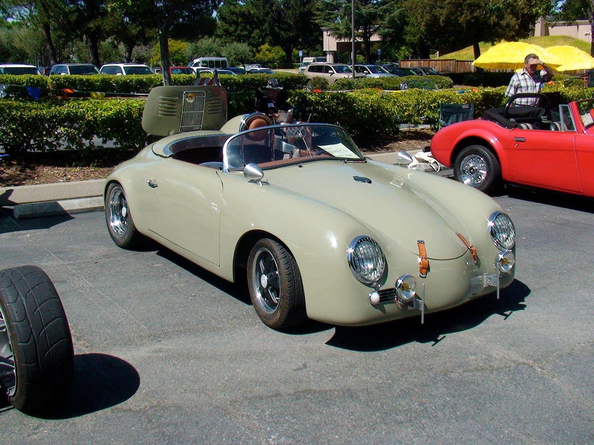 Norcal Kit Car Show