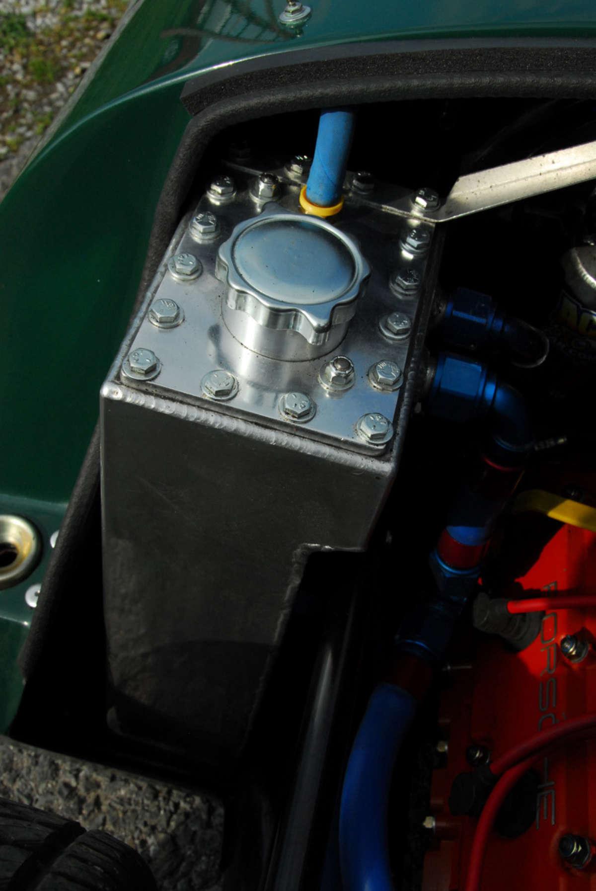 Acme Car Company builds 911 powered 550… | ReinCarNation