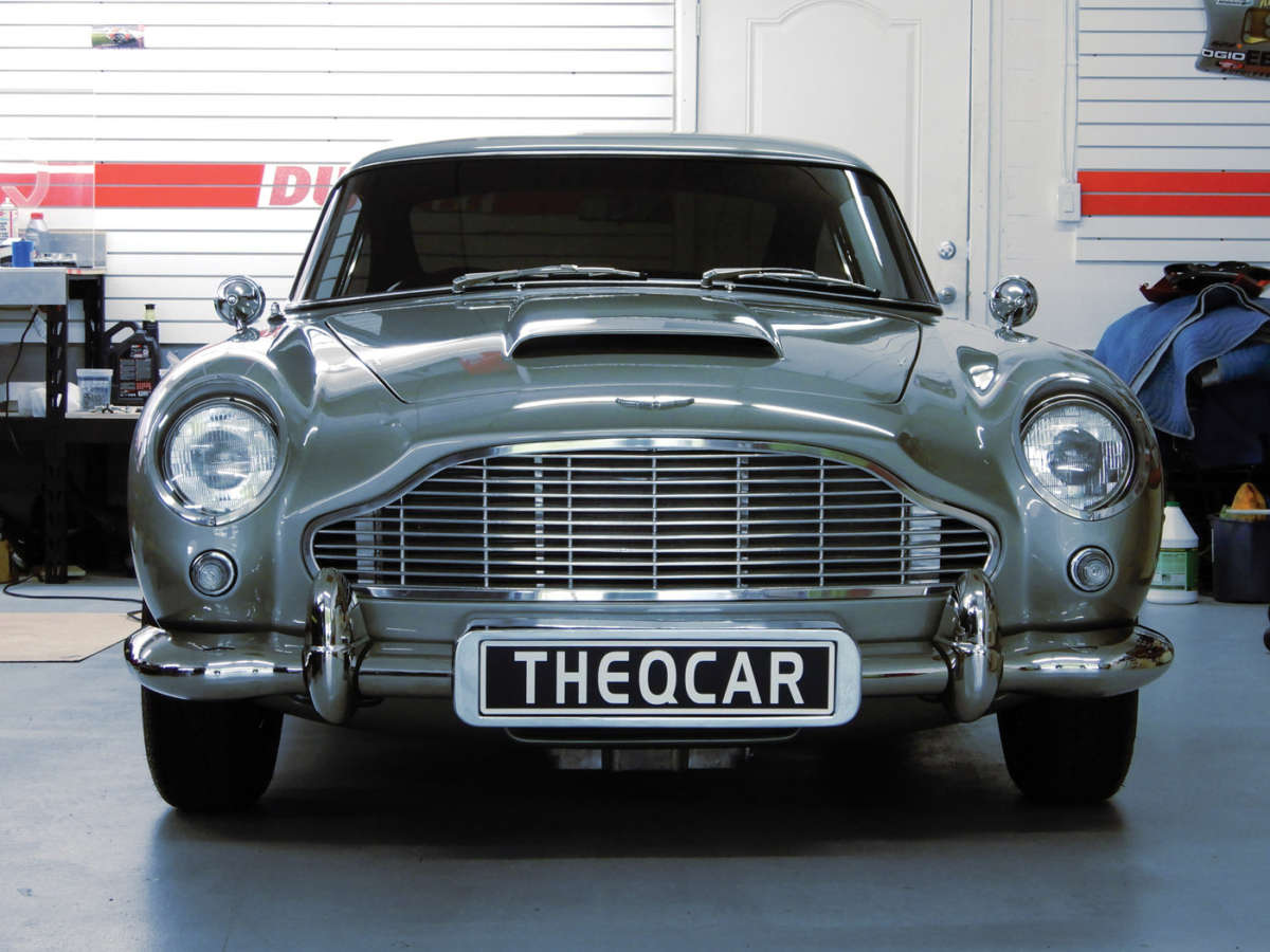 Good ... Q Car Db5 C3 ...