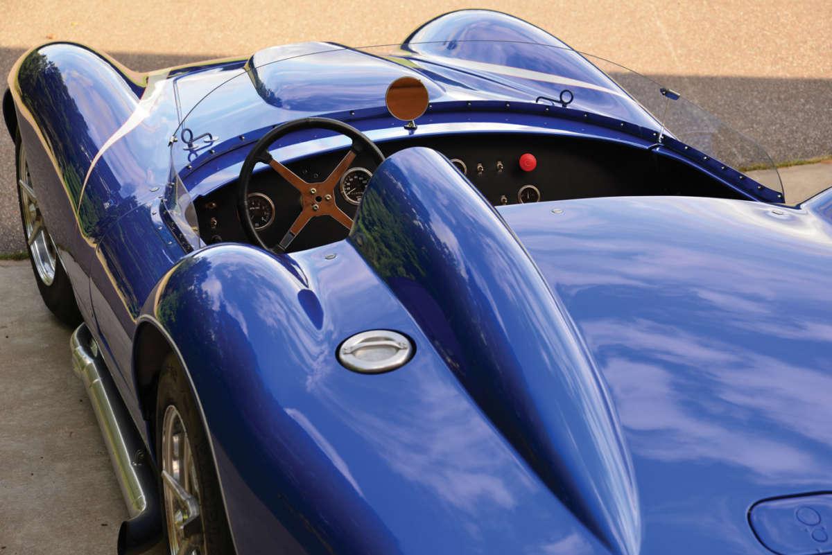 Scarab Roadster from Scarab Motorsports LLC   ReinCarNation Magazine