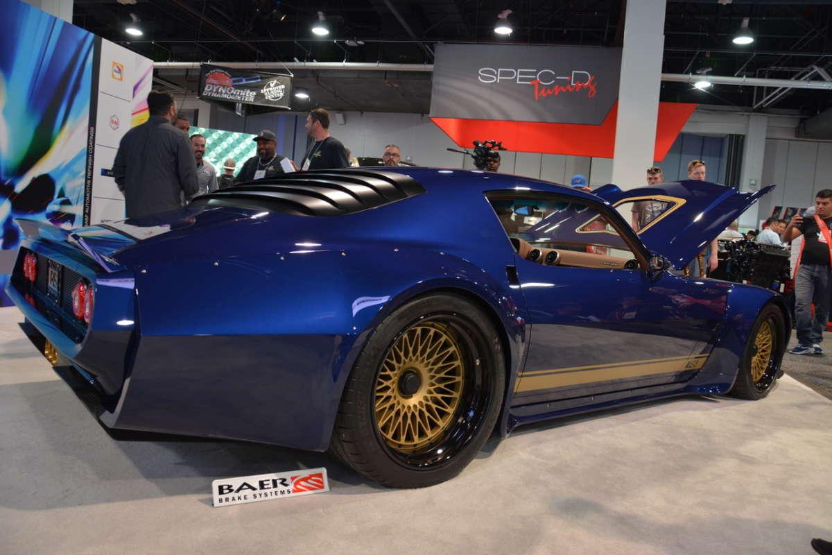 sema muscle cars recap magazine rcnmag