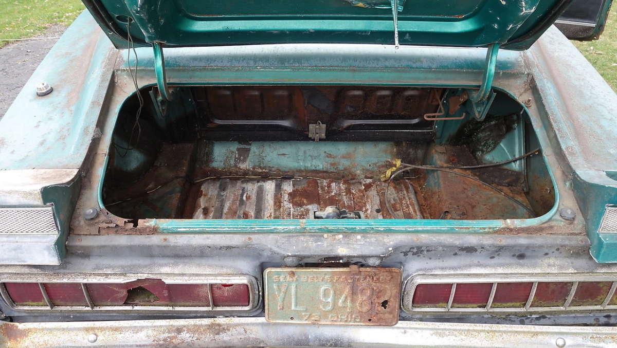Restore, Restart or Wrecked: 1969 Shelby… | ReinCarNation