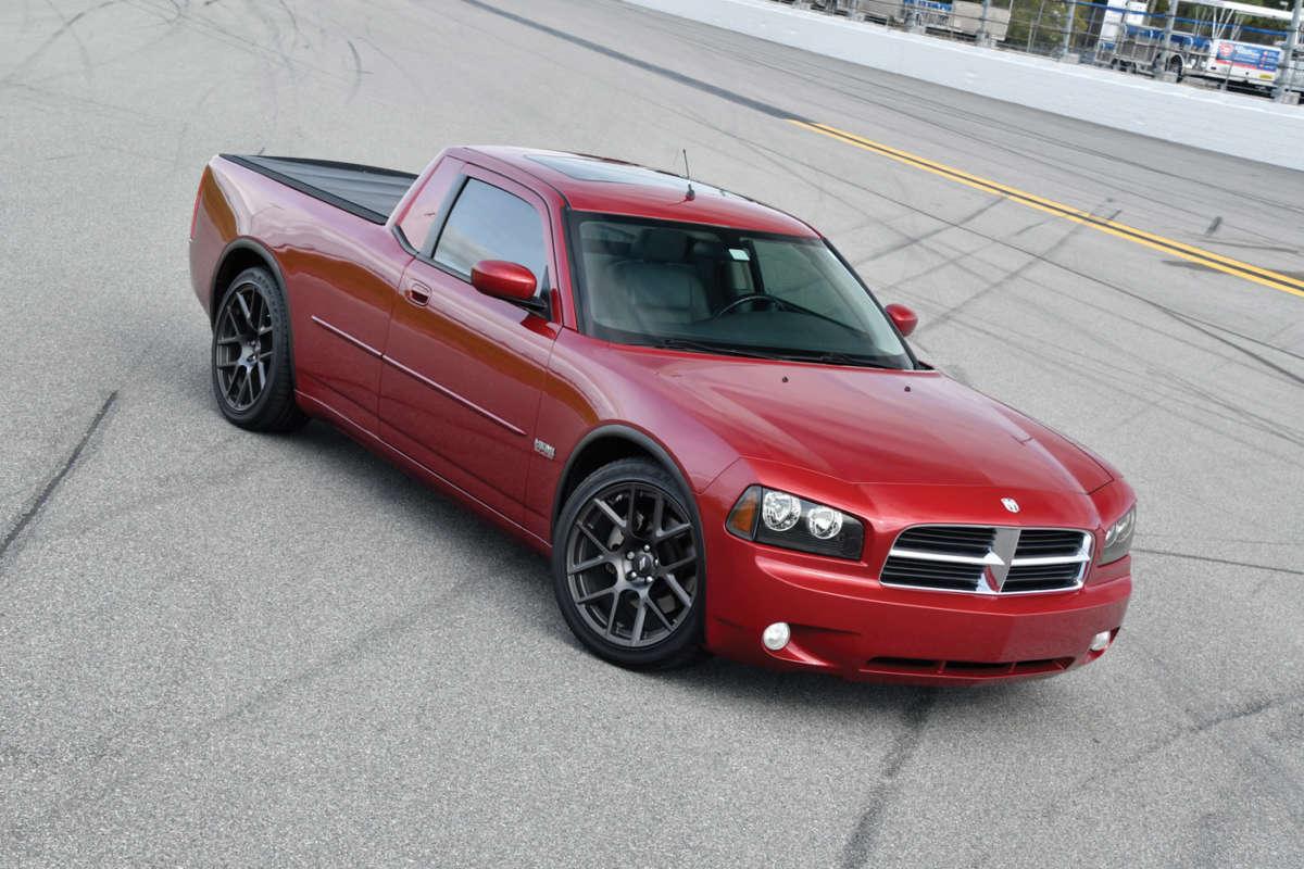 Smyth Performance S Dodge Charger Ute Reincarnation