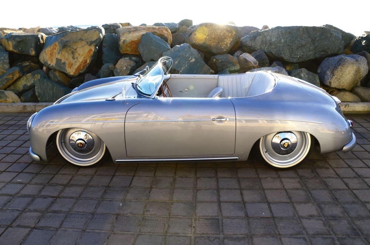 2 5 Liter Subaru Powered 356 Speedster Reincarnation Magazine