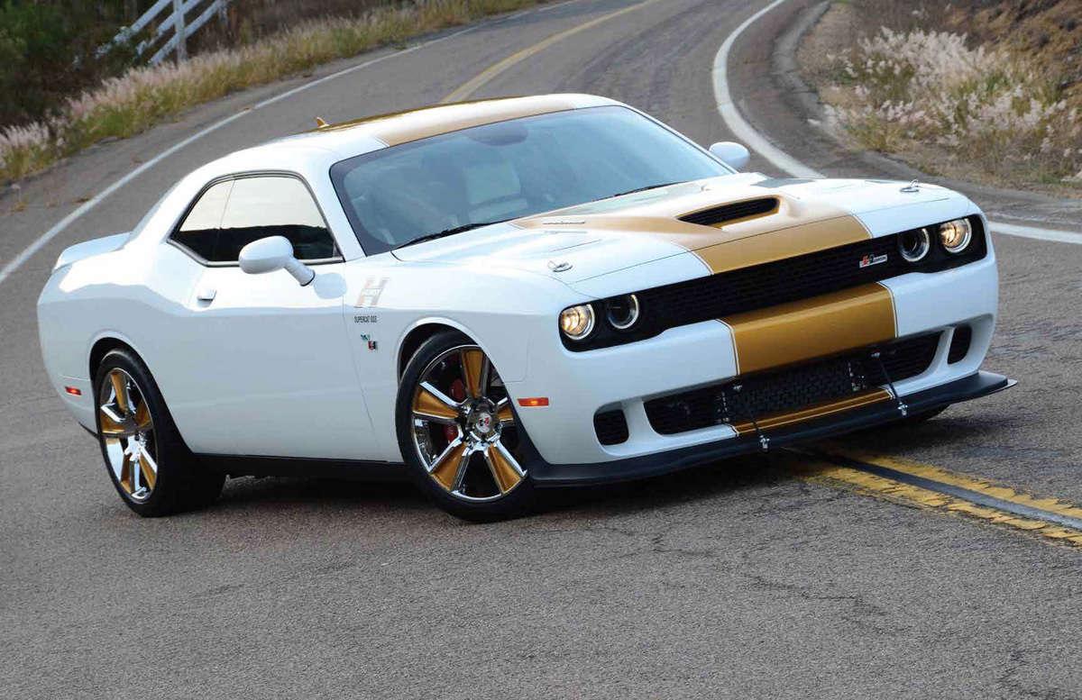 Hurst SuperCat GSS Challenger and Heritage… | ReinCarNation Magazine
