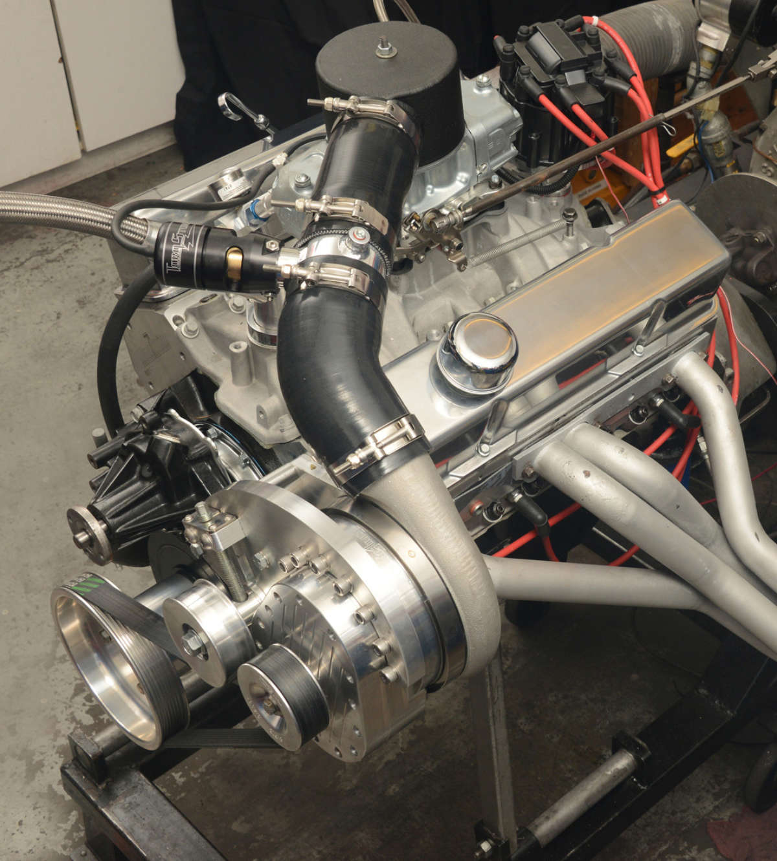 Centrifugal Supercharger Horsepower: Supercharging, 40 Percent More Output