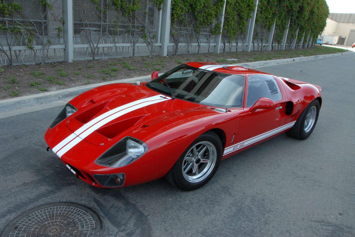 FORD GT OR SUPERFORMANCE GT40 ReinCarNation Magazine
