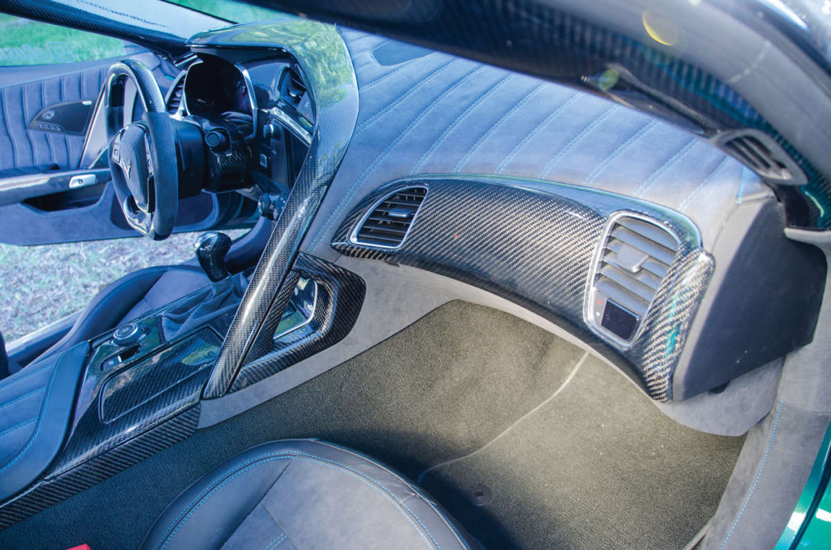 Ivan Tampi Corvette C7 body kit | ReinCarNation Magazine