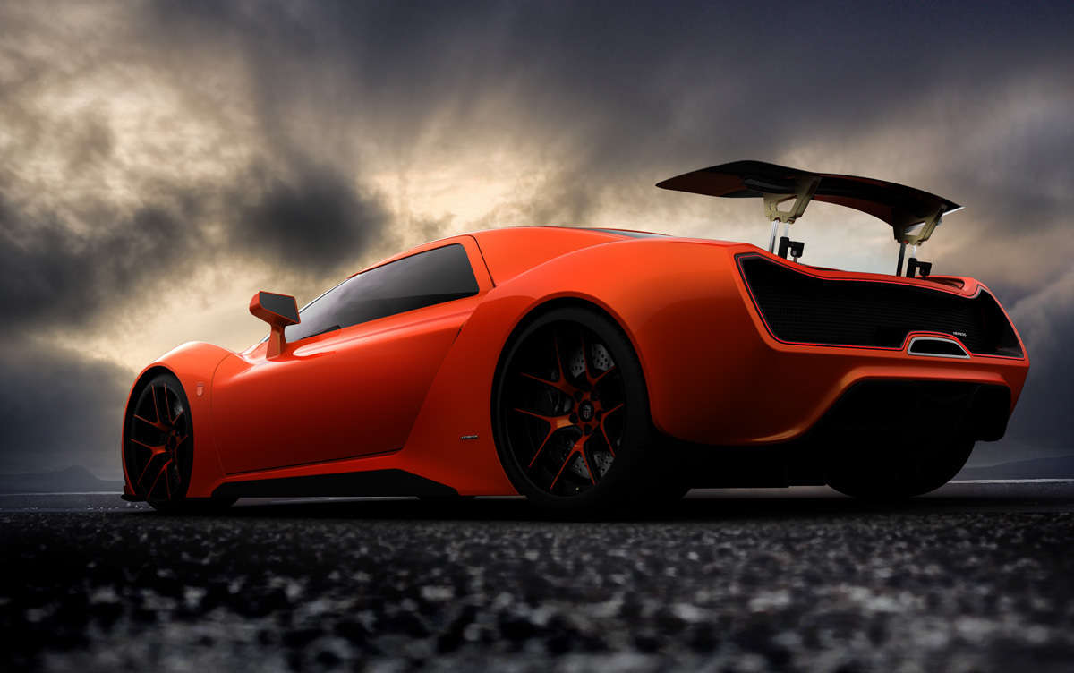 Trion Supercars Developing High End Supercars