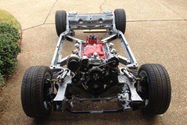 '53 Corvette Replica 7