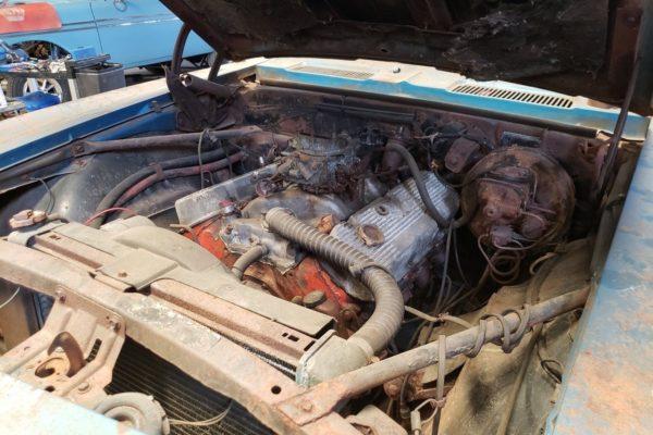 '69 Camaro Ss396 4