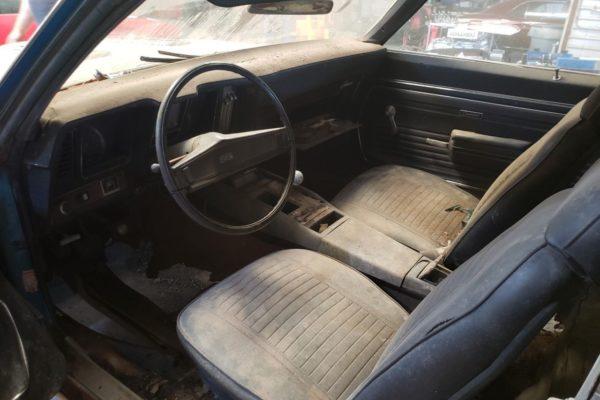 '69 Camaro Ss396 6 1