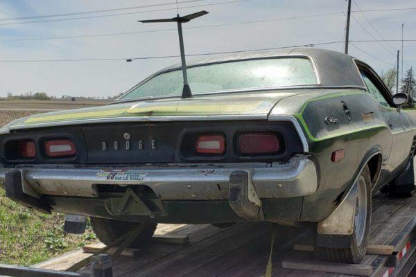 '73 Challenger Rallye 2