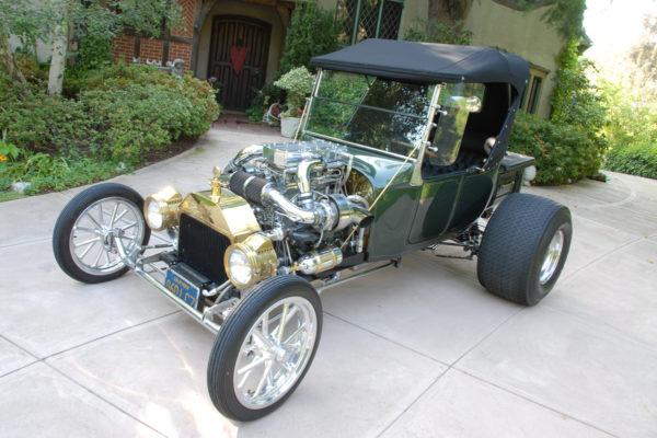 1923 Twin Turbo T Bucket Hot Rod 1