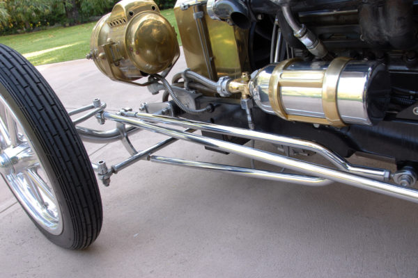 1923 Twin Turbo T Bucket Hot Rod 11