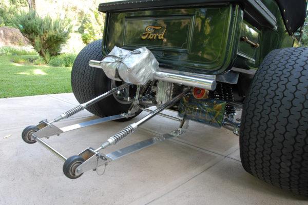 1923 Twin Turbo T Bucket Hot Rod 12