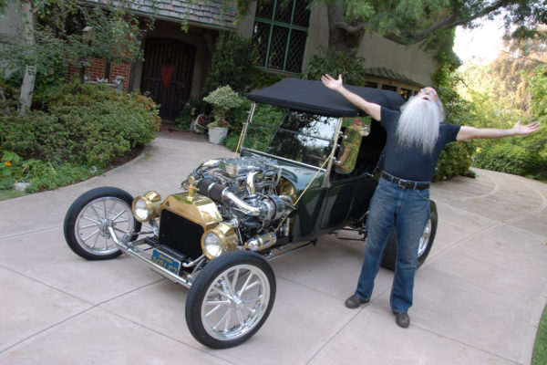 1923 Twin Turbo T Bucket Hot Rod 13