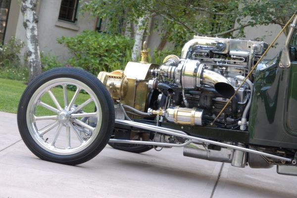 1923 Twin Turbo T Bucket Hot Rod 16