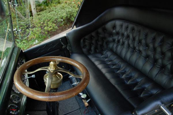 1923 Twin Turbo T Bucket Hot Rod 17