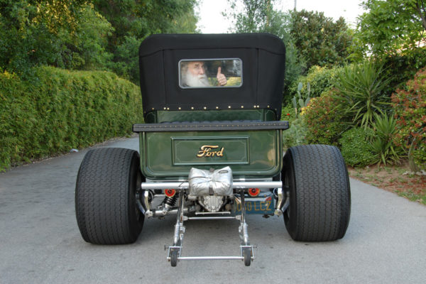 1923 Twin Turbo T Bucket Hot Rod 18