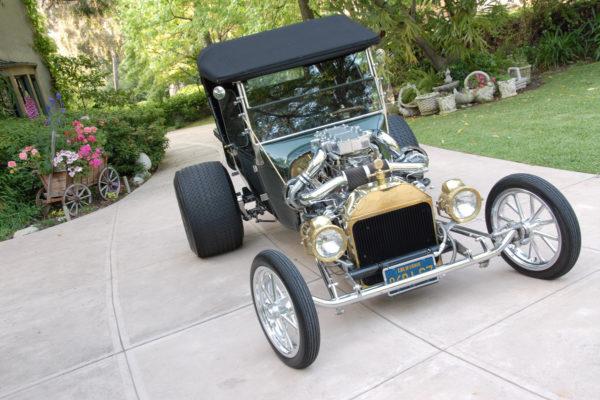 1923 Twin Turbo T Bucket Hot Rod 22