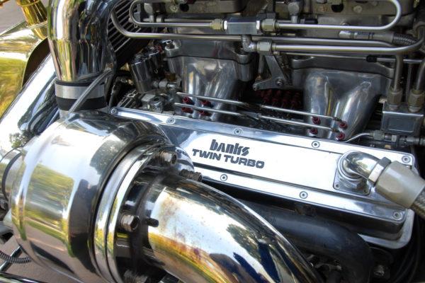1923 Twin Turbo T Bucket Hot Rod 8