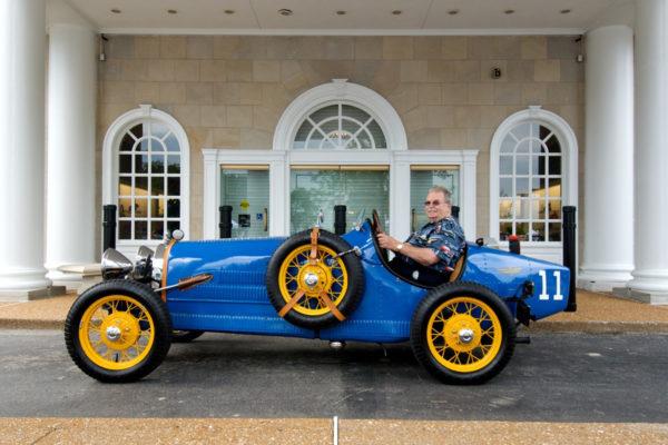 1927 Bugatti Type 35 Replica 1