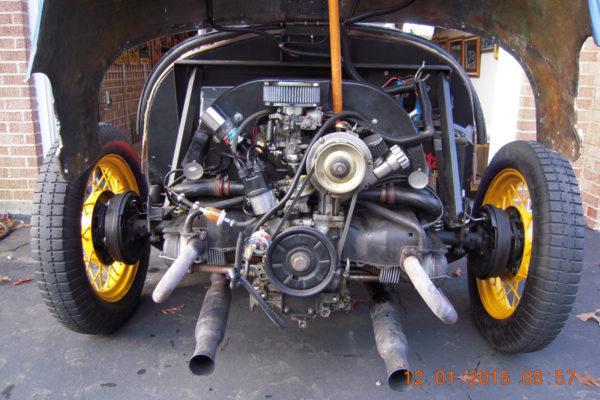 1927 Bugatti Type 35 Replica 4