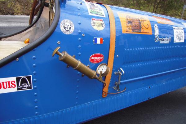 1927 Bugatti Type 35 Replica 7