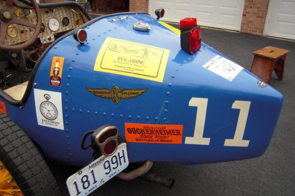 1927 Bugatti Type 35 Replica 8