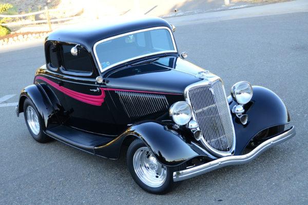 1934 Ford Tci 9