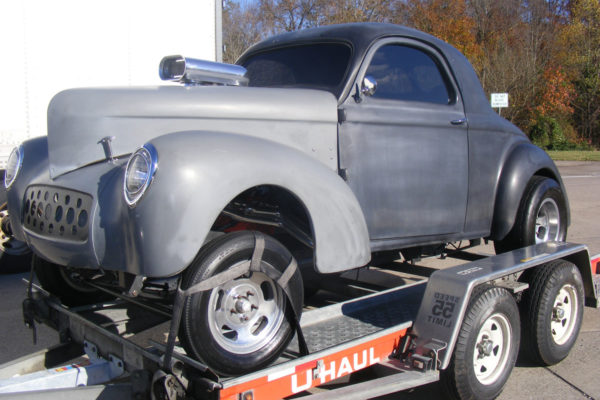 1941 Willys Replica 2