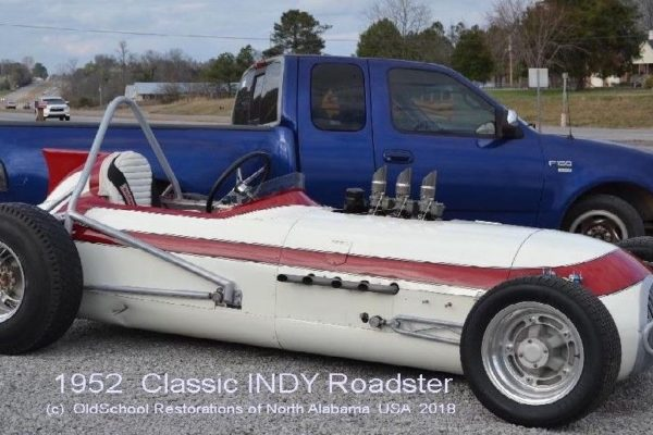 1952 Indy Racer 7