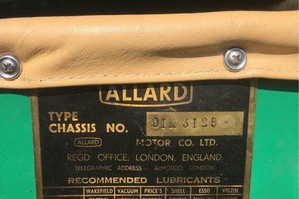 1952 Allard K2 7