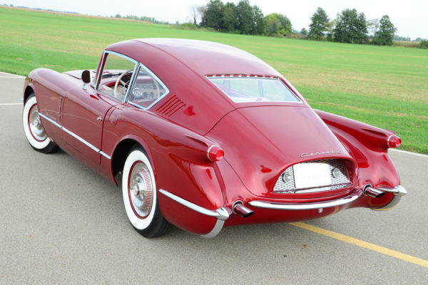 1954 Corvette Corvair 12