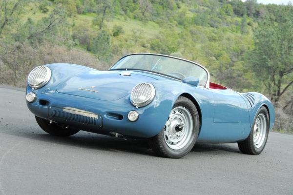 1955 Porsche 550 Spyder Build 13