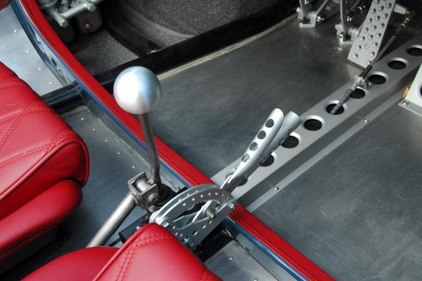 1955 Porsche 550 Spyder Build 4