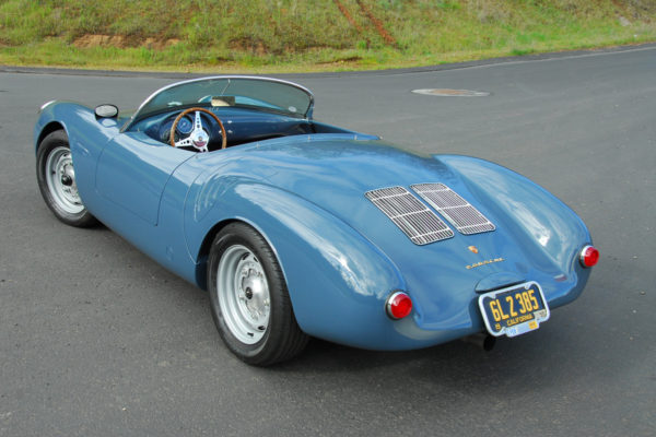 1955 Porsche 550 Spyder Reproduction 10